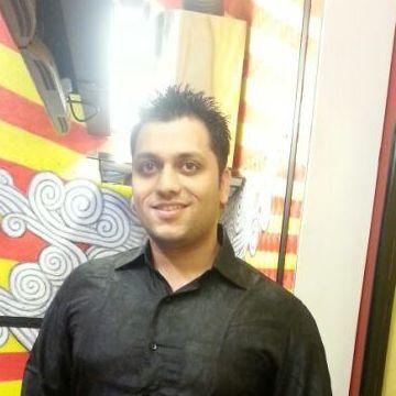 Lokesh nanda, 35, New Delhi, India