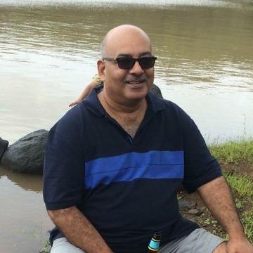 BALRAM L PUROHIT, 55, Pune, India