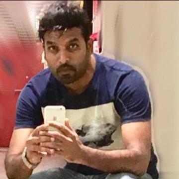 Purushotham Gowda, 26, Bangalore, India