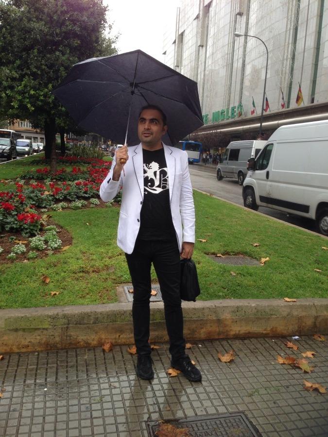 Nasser, 39, Dubai, United Arab Emirates