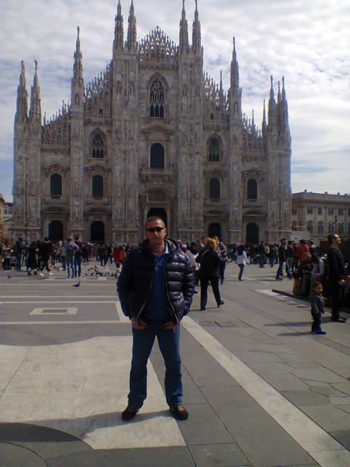 Ilia Dobrev, 46, Milan Province , Italy