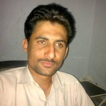 Asim Khan, 31, Faisalabad, Pakistan