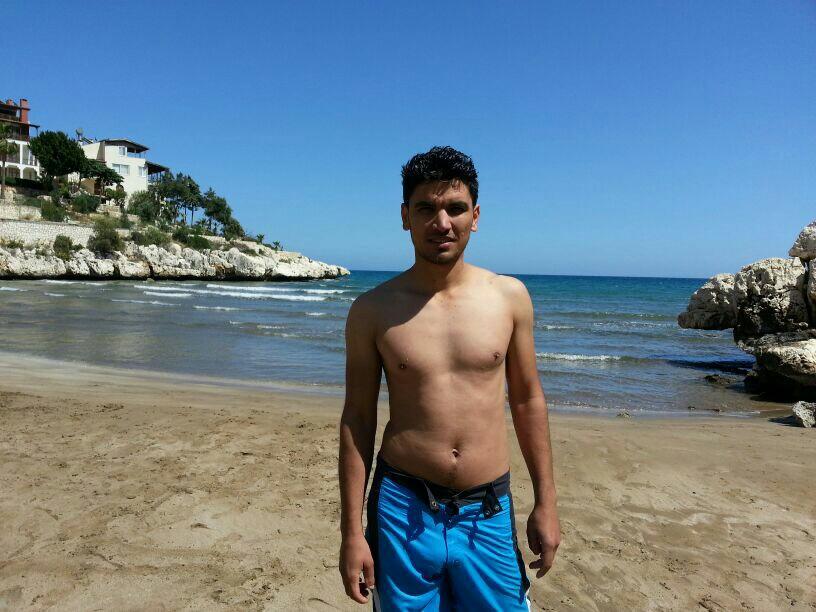 Aykut, 31, Mersin, Turkey