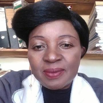 Agnes Mwila, 55,