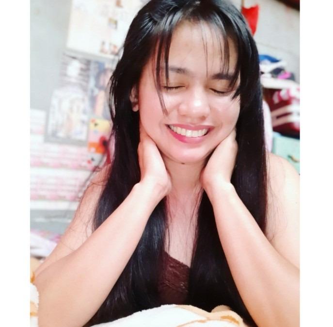 May Eusebio, 25, Bacolod City, Philippines
