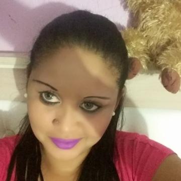 Patricia Jamily, 35, Navegantes, Brazil