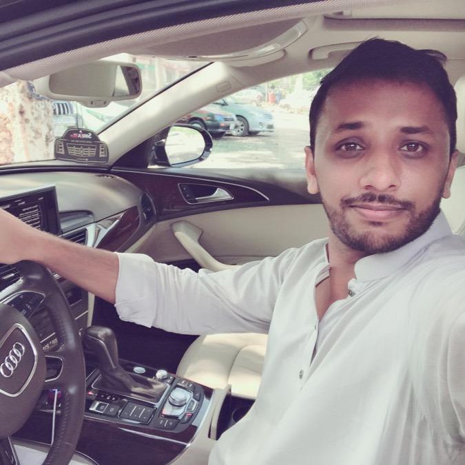 Kashif, 29, Islamabad, Pakistan