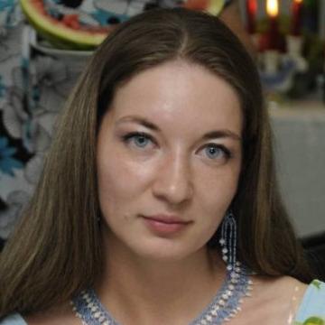 Tesy Edwards, 41, Tbilisi, Georgia