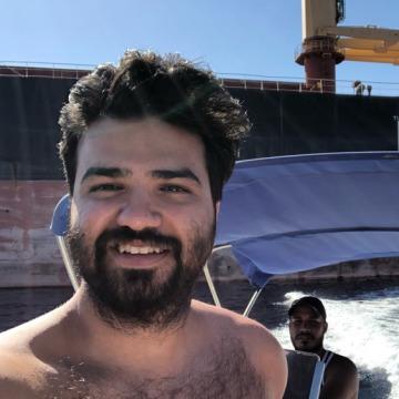 Bashar Khries, 29, Safut, Jordan