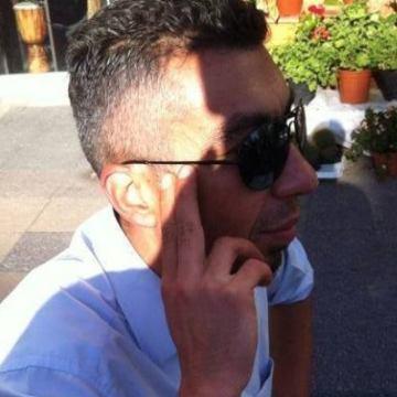 Carlos Ceani, 37, Alanya, Turkey