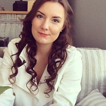 Marina Anufrieva, 28, Moscow, Russian Federation