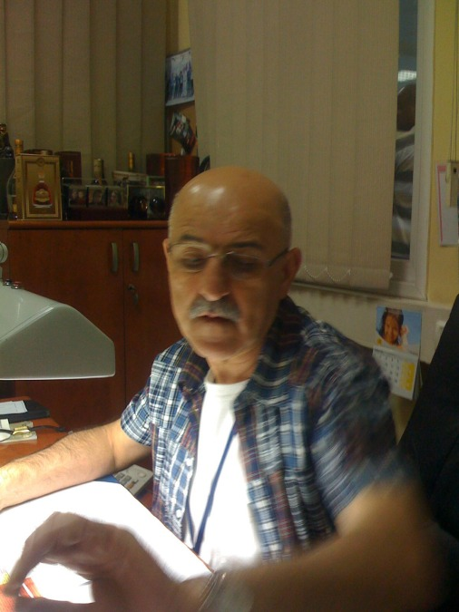 Борис Якобы , 60, Luanda, Angola