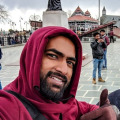 Kishore, 28, Dubai, United Arab Emirates