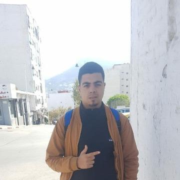 Brahim Rahali Solo, 21, Tetouan, Morocco