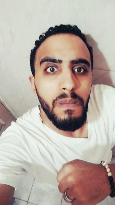 Sherif Crilli, 30, Cairo, Egypt