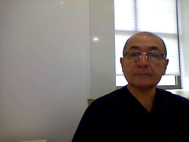 Rovshan Abbasov, 59, Baku, Azerbaijan