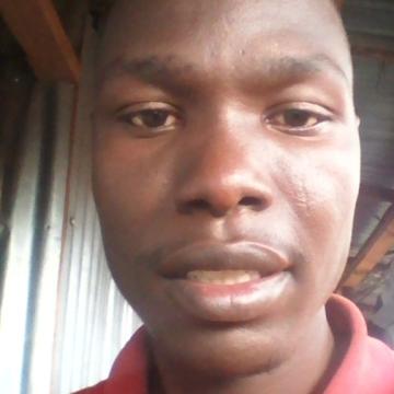 Samwel Mola, 32, Nairobi, Kenya