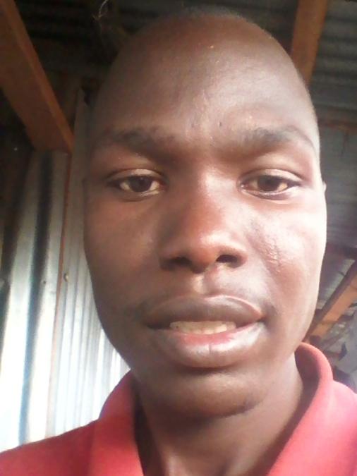 Samwel Mola, 33, Nairobi, Kenya
