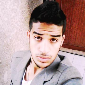 Ibram Samir, 25, Cairo, Egypt
