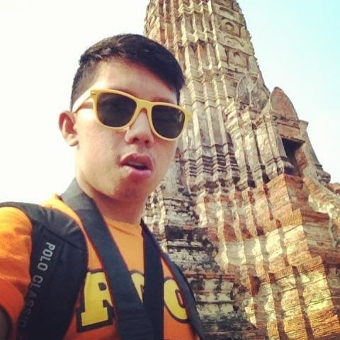 R-Yell, 32, Bandung, Indonesia
