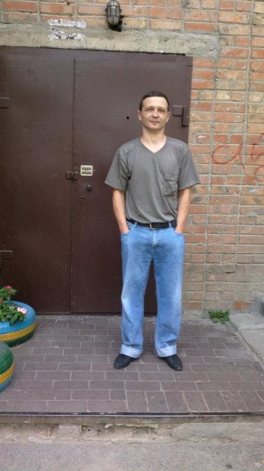 Roman Shevelev, 42, Rostov-on-Don, Russian Federation