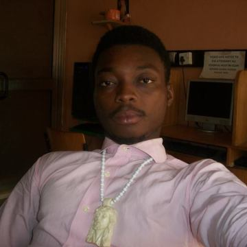 PRINCE, 29, Ghana, Nigeria