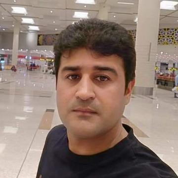 Zia Khan, 36, Peshawar, Pakistan