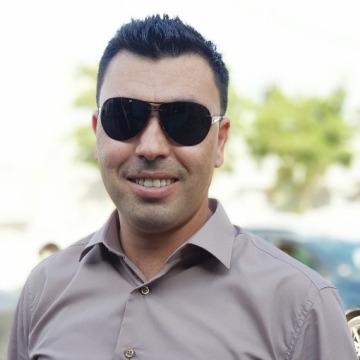 Khaled Harasheh, 30, Sharjah, United Arab Emirates