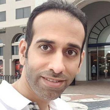 Khaled, 34, Jeddah, Saudi Arabia