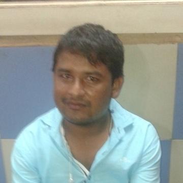 Achchan Khan, 31, Mumbai, India