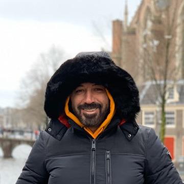 Aydın, 40, Istanbul, Turkey