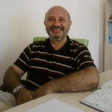 ahmet peker, 59, Antalya, Turkey
