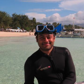 Abhishek Dutta, 35, Calcutta, India