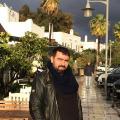 Reshad M, 40, Istanbul, Turkey