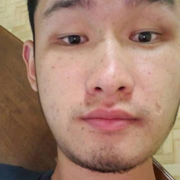 Tyler, 23, Guangzhou, China