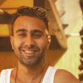 Saad Hani, 26, Amman, Jordan