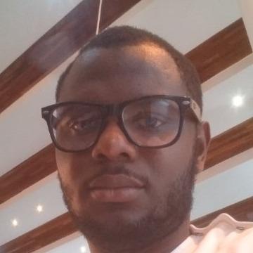 Cesar Tchidundu, 32, Accra, Ghana