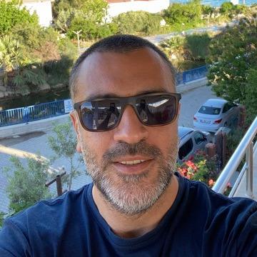 Ahmet Semih Öztürk, 40, Izmir, Turkey