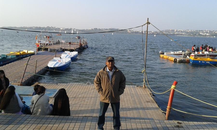 Sandeep Korgaonkar, 51, Mumbai, India