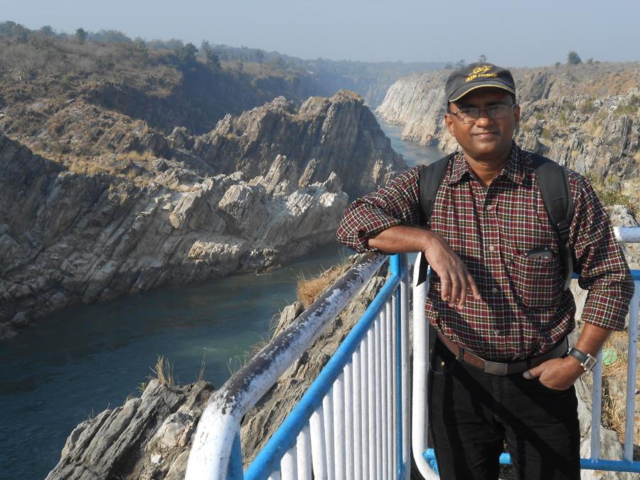Sandeep Korgaonkar, 52, Mumbai, India
