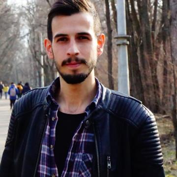Oğuzhan Saygi, 25, Bishkek, Kyrgyzstan