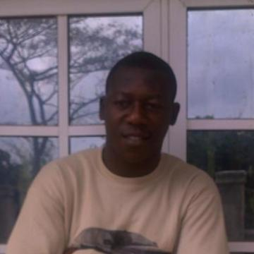 Adetunbi, 33, Lagos, Nigeria