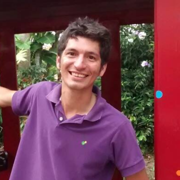 Cesar Augusto, 37, Neiva, Colombia