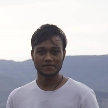 Paras Barnwal, 23, Chennai, India
