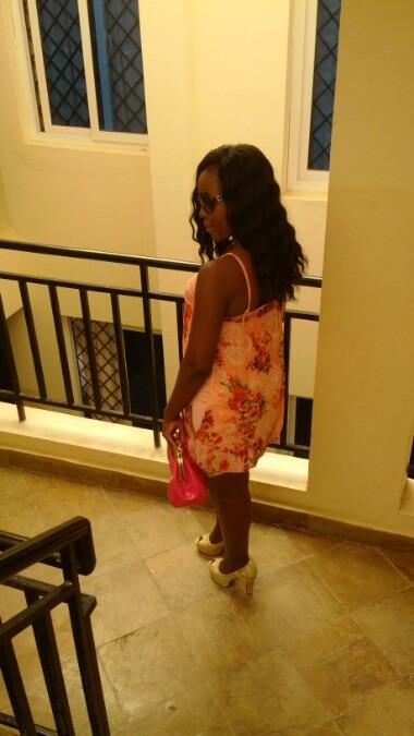 Shareen Kemunto, 31, Nairobi, Kenya