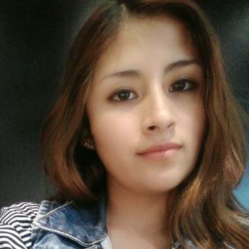 Lucero Rivero, 24, Arequipa, Peru
