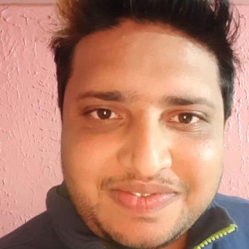 Himanshu Bansal, 26, Pune, India