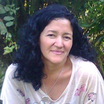 Madalena Lima, 49, Balsa Nova, Brazil