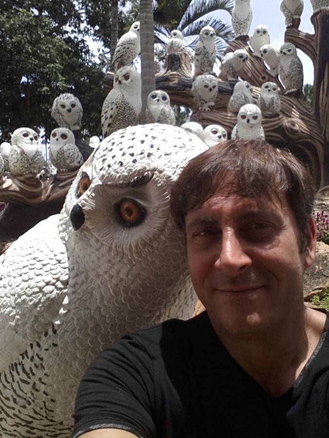 Lütfü Ili, 50, Istanbul, Turkey