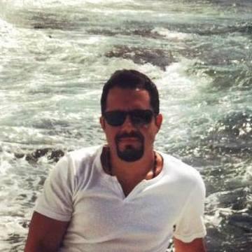 Alper Aydogan, 32, Bursa, Turkey